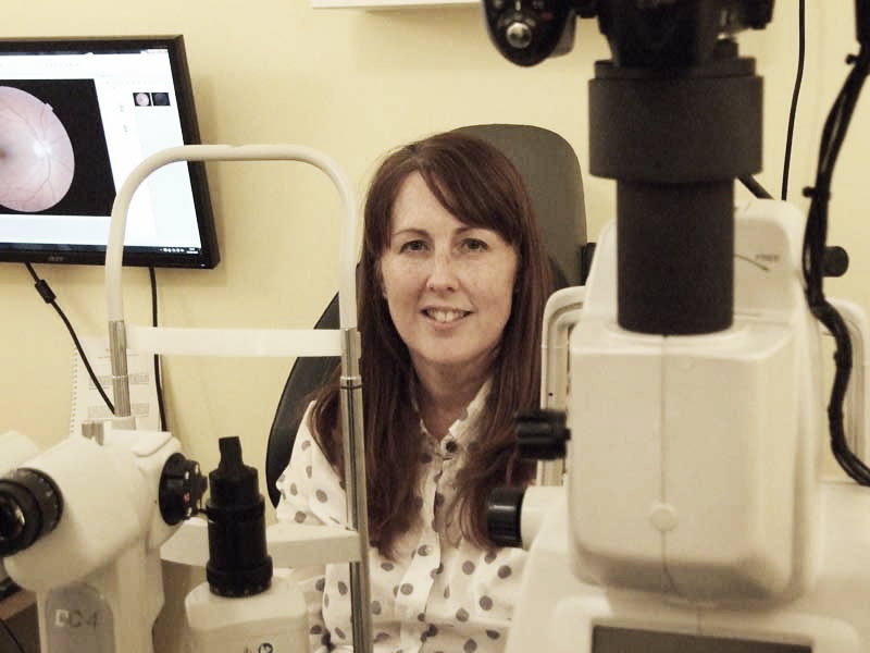 Experienced Eye Care in Alloa with L.A. Hunter